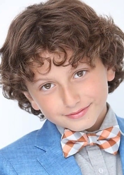 August Maturo as Contestant #6 in Movie Auditions: Young Shaun