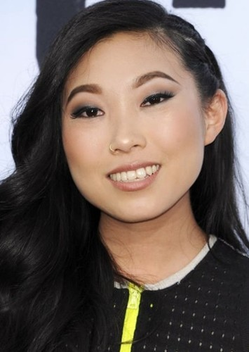 Awkwafina as Rika Raja in Uncharted