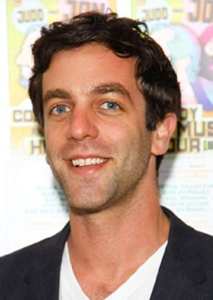 B. J. Novak as Thomas Duff in The Kids of St. Hopes