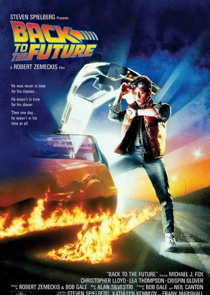 Back to the Future as Best Movie in Best & Worst of the 1980s