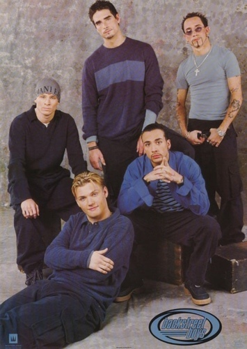 Backstreet Boys as Everybody (Backstreet's Back) in Who should sing which SingStar Dance song?