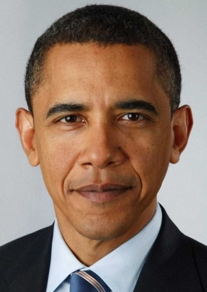 Barack Obama as Unique Adams in Glee (Recasting)