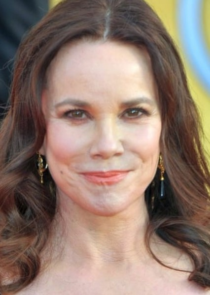 Barbara Hershey as Mary Winchester in The Winchester Sisters