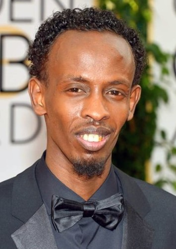 Barkhad Abdi as Peluka in The Harem Conspiracy