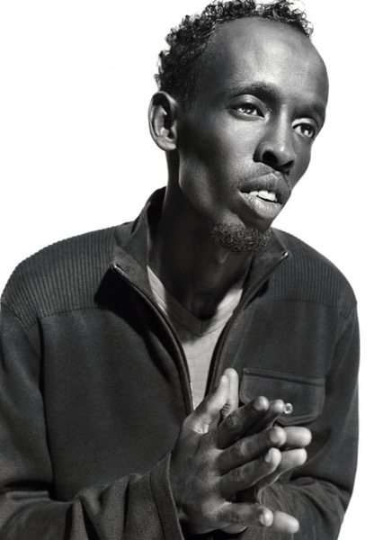 Barkhad Abdi as Victor Zsasz in Gotham (Season Seven)