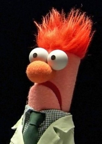 Beaker as Beaker in Tarzan, Lord of the Muppets
