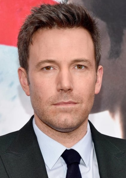 Ben Affleck as Batman in DC Characters