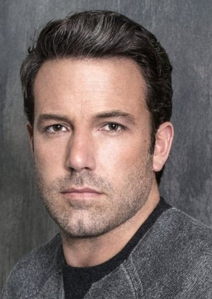 Ben Affleck as Wayne in Dc zombies (tv show)
