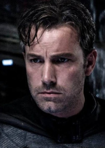 Ben Affleck as Batman in Gotham City Sirens