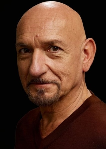 Ben Kingsley as Jafar in Disney Villains