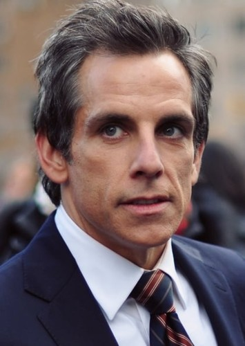 Ben Stiller as J. Russell Finch in It's a Mad, Mad, Mad, Mad World