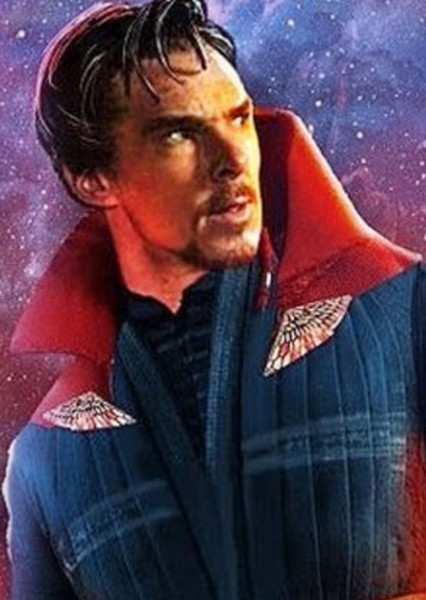 Benedict Cumberbatch as Dr. Strange in Doctor Strange in the Multiverse of Madness