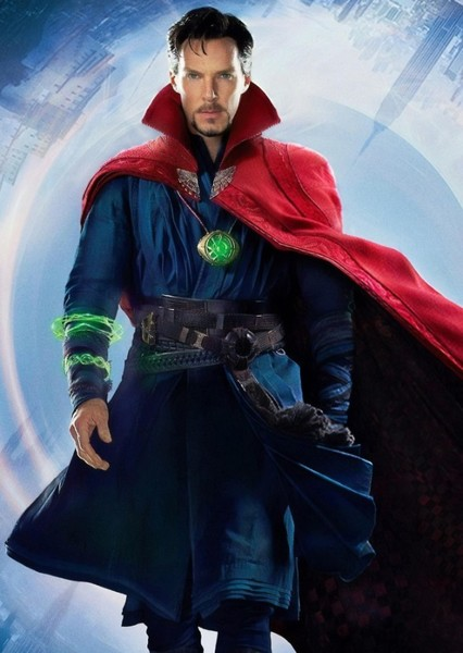 Benedict Cumberbatch as Dr. Stephen Strange in The New Avengers: Secret Invasion