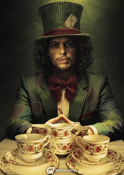 Benedict Samuel as Mad Hatter in Fairytales