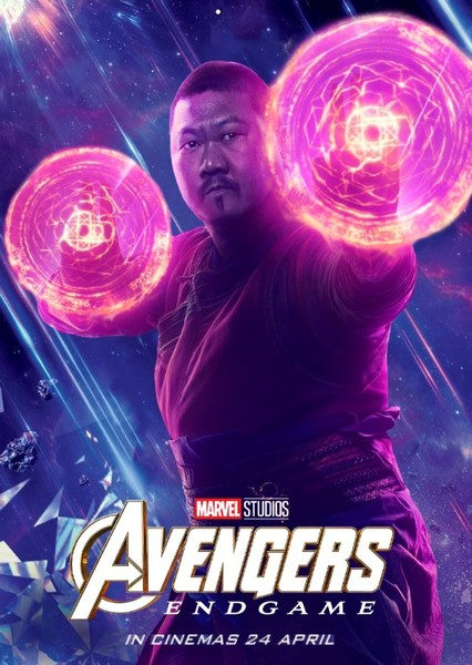 Benedict Wong as Wong in Doctor Strange in the Multiverse of Madness