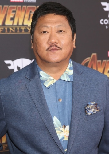 Benedict Wong as Mr. Wing in Gremlins