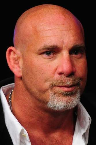 Bill Goldberg as Drax The Destroyer in The Avengers Early 2000s