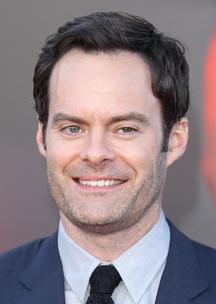 Bill Hader as Lionel Starkweather in Manhunt Movie