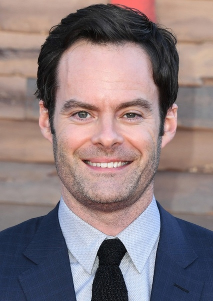Bill Hader as Officer Slater in Slater and Michaels