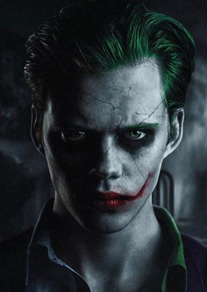 Bill Skarsgård as Joker in The Batman