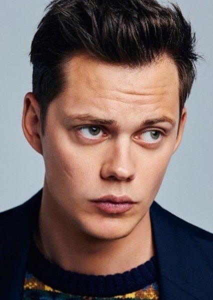 Bill Skarsgård as Orochimaru in Naruto (Live Action Film)