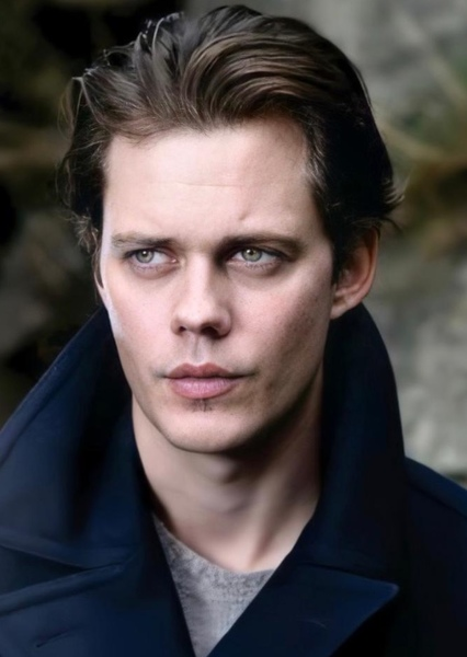 Bill Skarsgård as Glen Lantz in A Nightmare on Elm Street