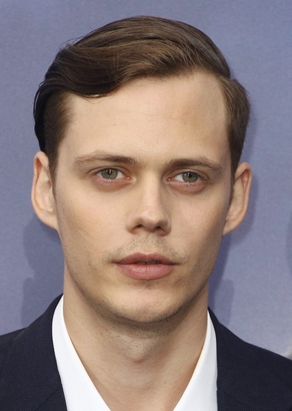 Bill Skarsgård as Joker in Batman Cinematic Universe