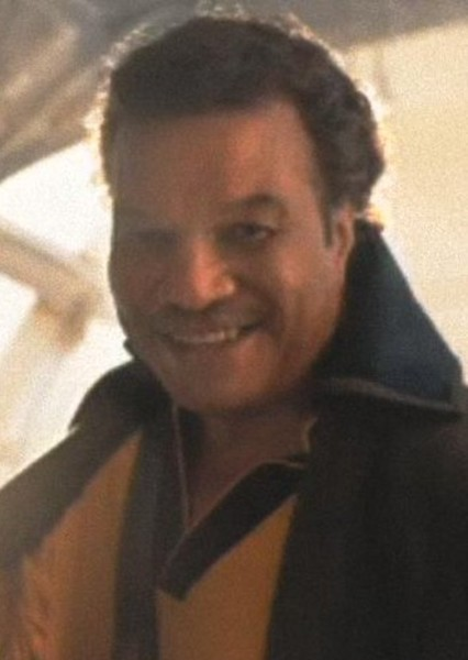 Billy Dee Williams as Lando Calrissian in Star Wars: Episode VII – The Way of Balance (2015)