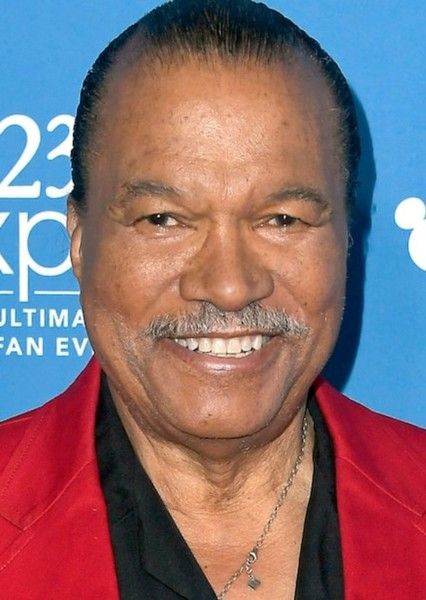 Billy Dee Williams as Lando Calrissian in Star Wars