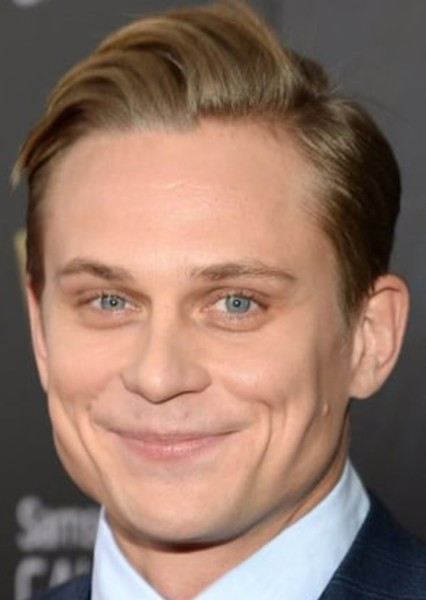 Billy Magnussen as Reverse flash in The Flash : year one
