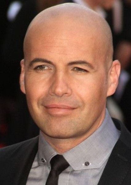 Billy Zane as Mr. Shaw in Ultimate Spider-Man (Season 13)