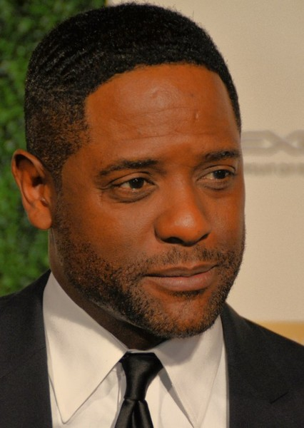 Blair Underwood as T'Challa in Black Panther (2001)