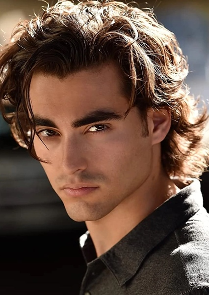Blake Michael as Mike Corbett in Hasbro's Power Rangers Cinematic Universe