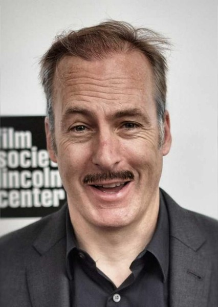 Bob Odenkirk as J. Jonah Jameson in Just the Facts, with J. Jonah Jameson