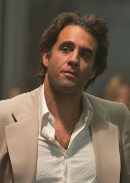 Bobby Cannavale as Murray Flutterman in Gremlins
