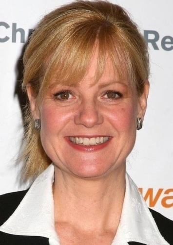 Bonnie Hunt as Ms. Flint in Monsters, Inc.