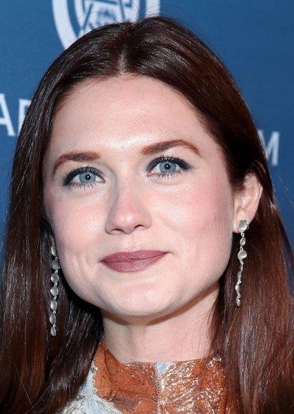 Bonnie Wright as Ashley Barrett in THE BOYS  [Movie - No Actors from the Show Original Actors]