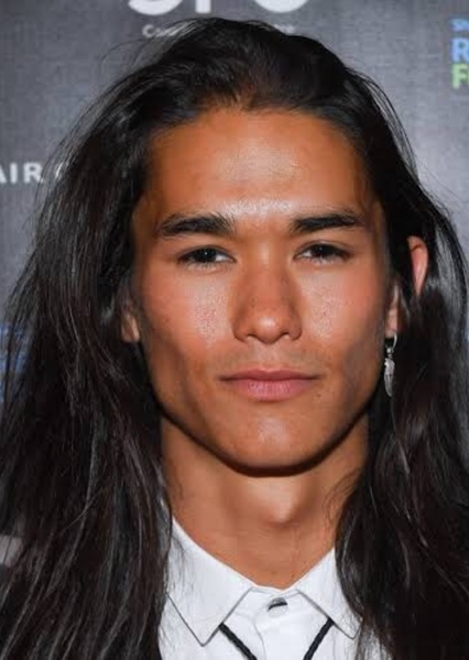 Booboo Stewart as Mowgli in Fables