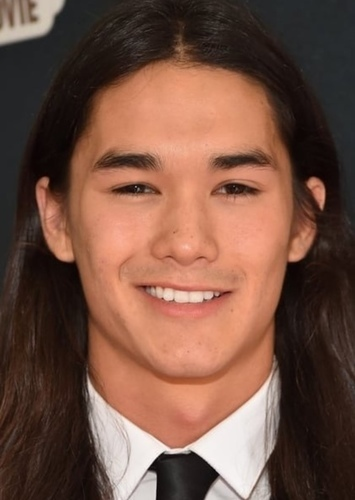 Booboo Stewart as Nightwolf in Mortal Kombat