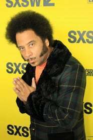 Boots Riley as Cyborg in DC Directors Fancast