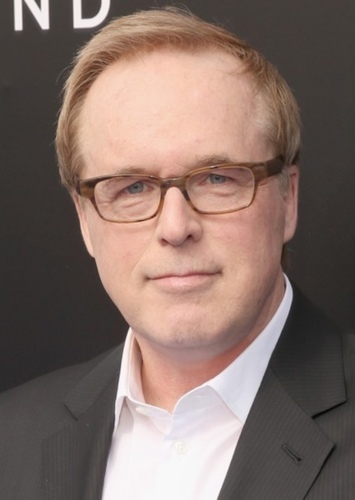 Brad Bird as Edna Mode (voice) in Incredibles/Big Hero 6 Crossover