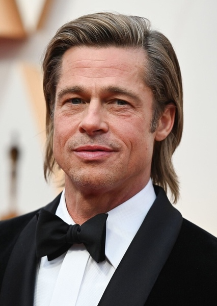Brad Pitt as Ransom Drysdale in Tarantino's Knives Out