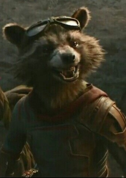 Bradley Cooper as Rocket in Thor: Love and Thunder