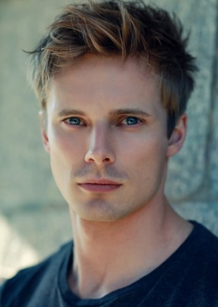 Bradley James as Achilles in The Iliad
