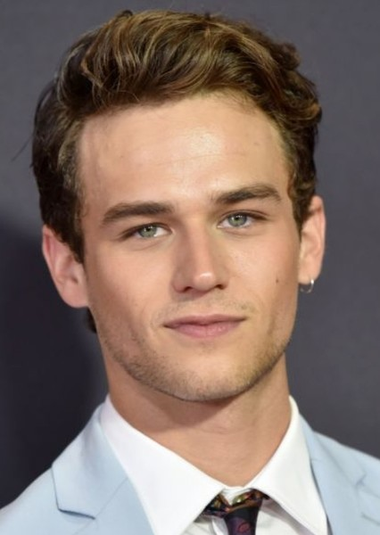 Brandon Flynn as Blue Ranger in The Power Rangers (2023)