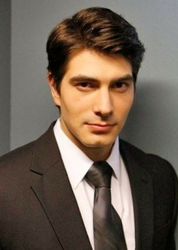 Brandon Routh as Older Ted Kord in Booster Gold