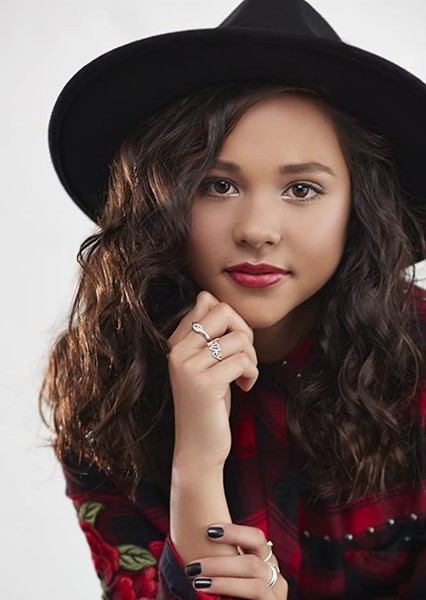 Breanna Yde as Ishani in Planes: TV Series (2021)