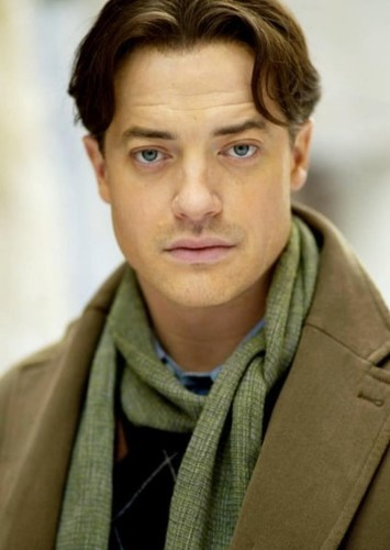 Brendan Fraser as Green Lantern in Justice League 2003