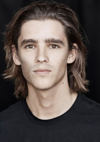 Brenton Thwaites as Jake Holling in Power Rangers (Netflix)