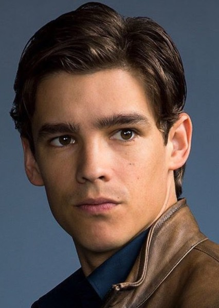 Brenton Thwaites as Jason todd in Batman Arkham asylum
